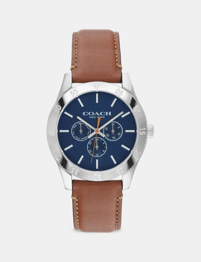 Coach Casey Watch, 42mm Saddle