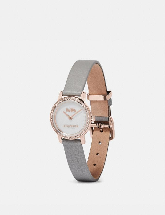 Coach Audrey Watch, 22mm Light Grey  Alternate View 1