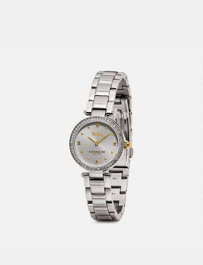 Coach Park Watch Gift Set, 26mm Two Tone New Women's New Arrivals Accessories Alternate View 1