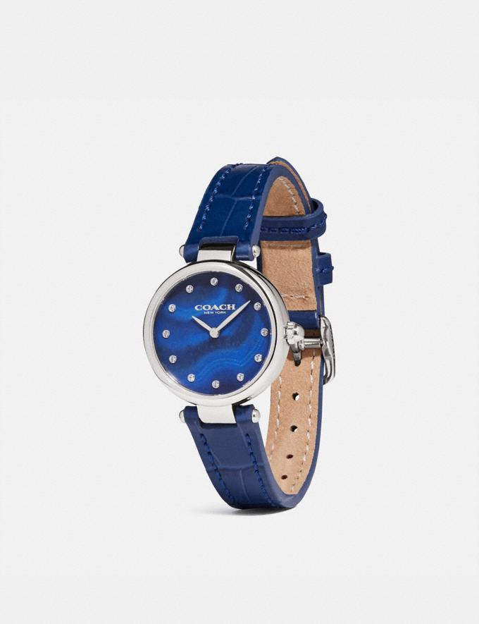 Coach Park Watch, 26mm Blue Gifts For Her Alternate View 1