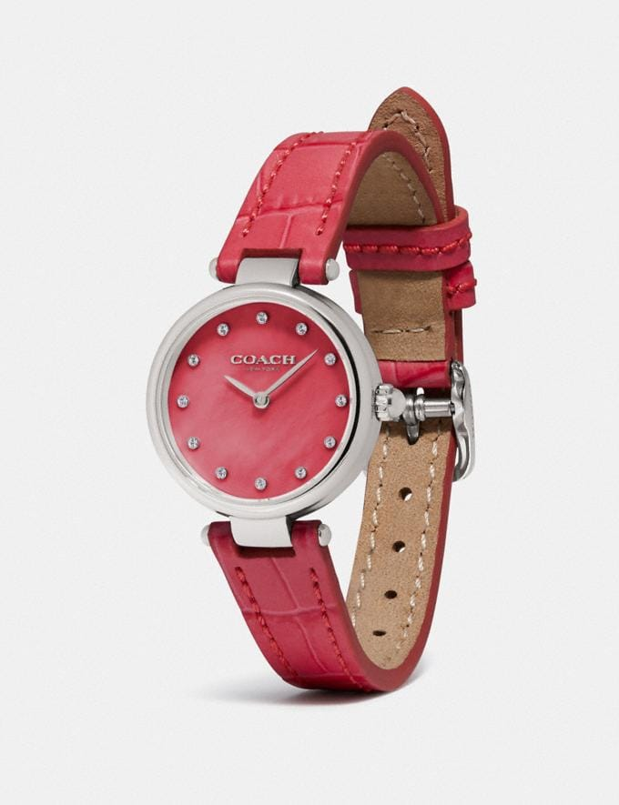 Coach Park Watch, 26mm Dark Pink Gifts For Her Alternate View 1
