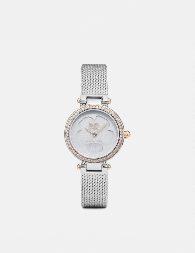 Coach Park Watch, 26mm Stainless Steel Women Accessories Jewelry & Watches