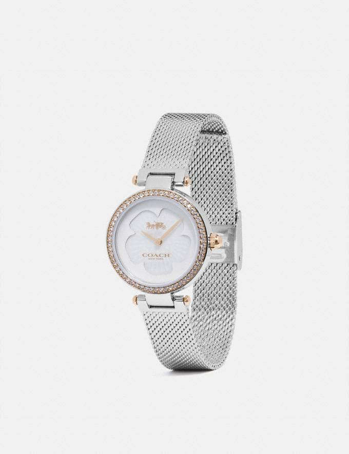 Coach Park Watch, 26mm Stainless Steel Women Accessories Jewelry & Watches Alternate View 1