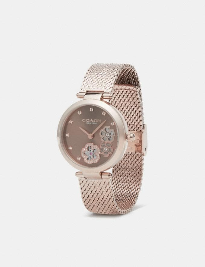 Coach Park Watch, 34mm Carnation Gold New Women's New Arrivals Alternate View 1