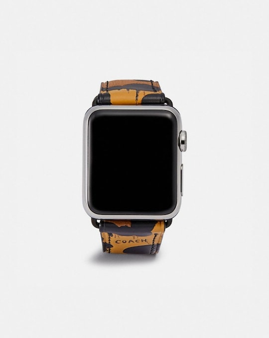 APPLE WATCH® STRAP WITH CAMO PRINT, 38MM