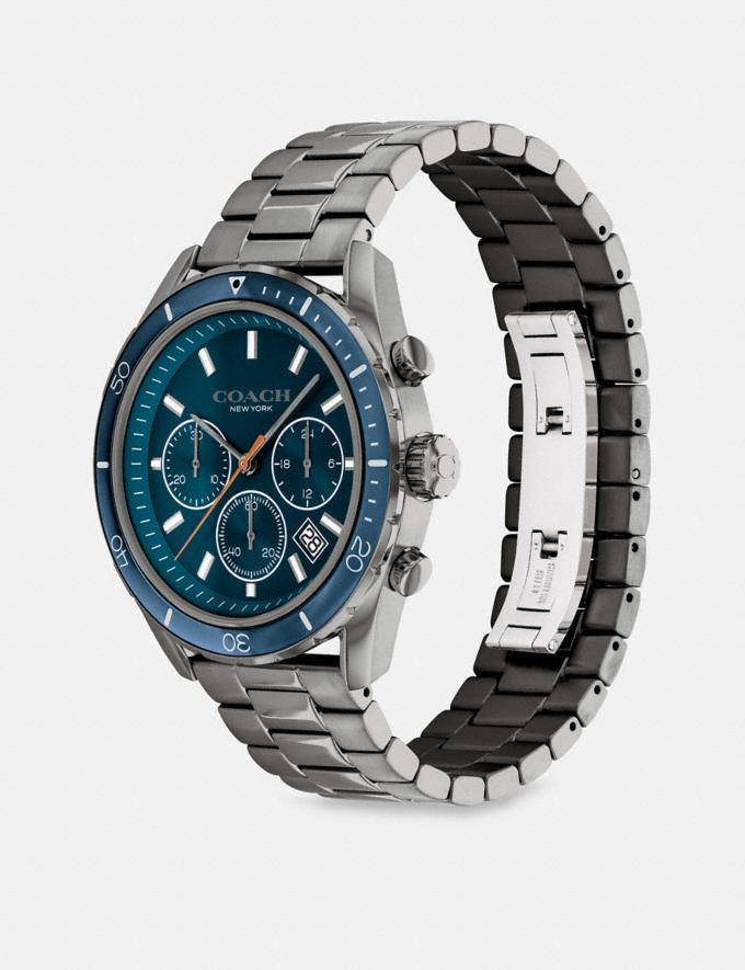 Coach Preston Watch, 44mm P0/Ip Uomo Accessori Orologi Visualizzazione alternativa 1