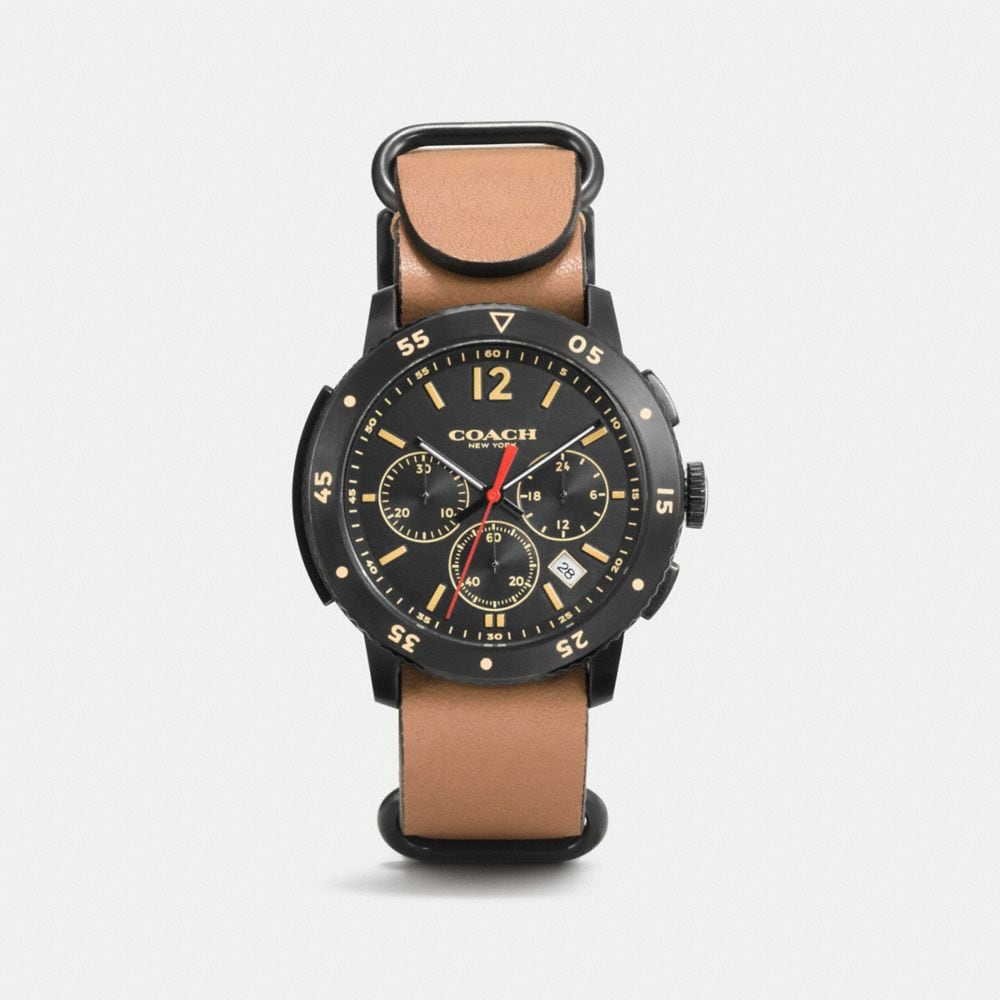 BLEECKER SPORT WATCH, 44MM