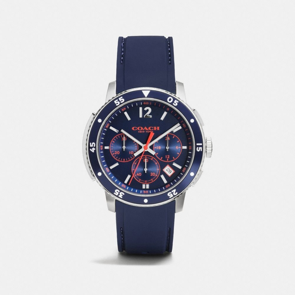 Coach Bleecker Sport Chrono Watch, 44mm