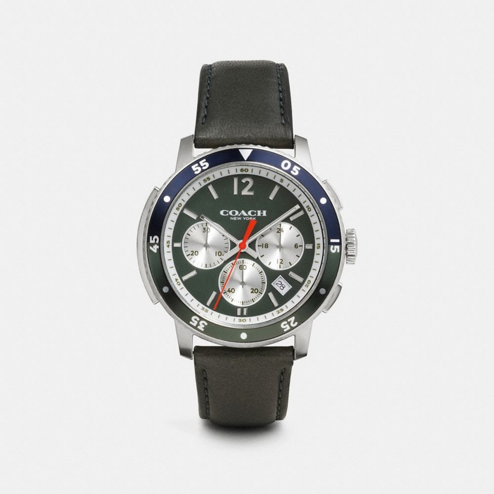 Coach Bleecker Sport Watch, 44mm