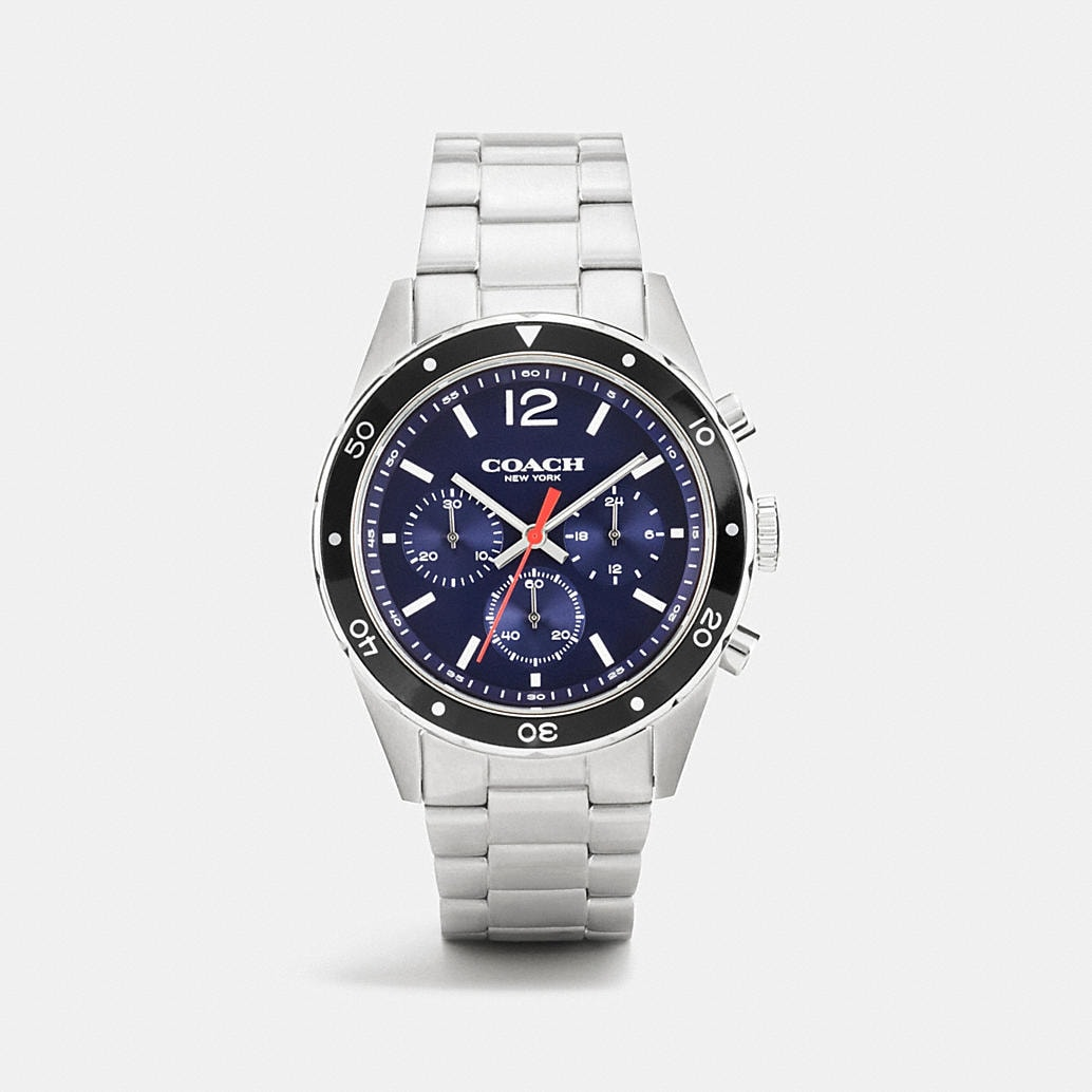 「SULLIVAN sport stainless steel chrono bracelet watch」的圖片搜尋結果