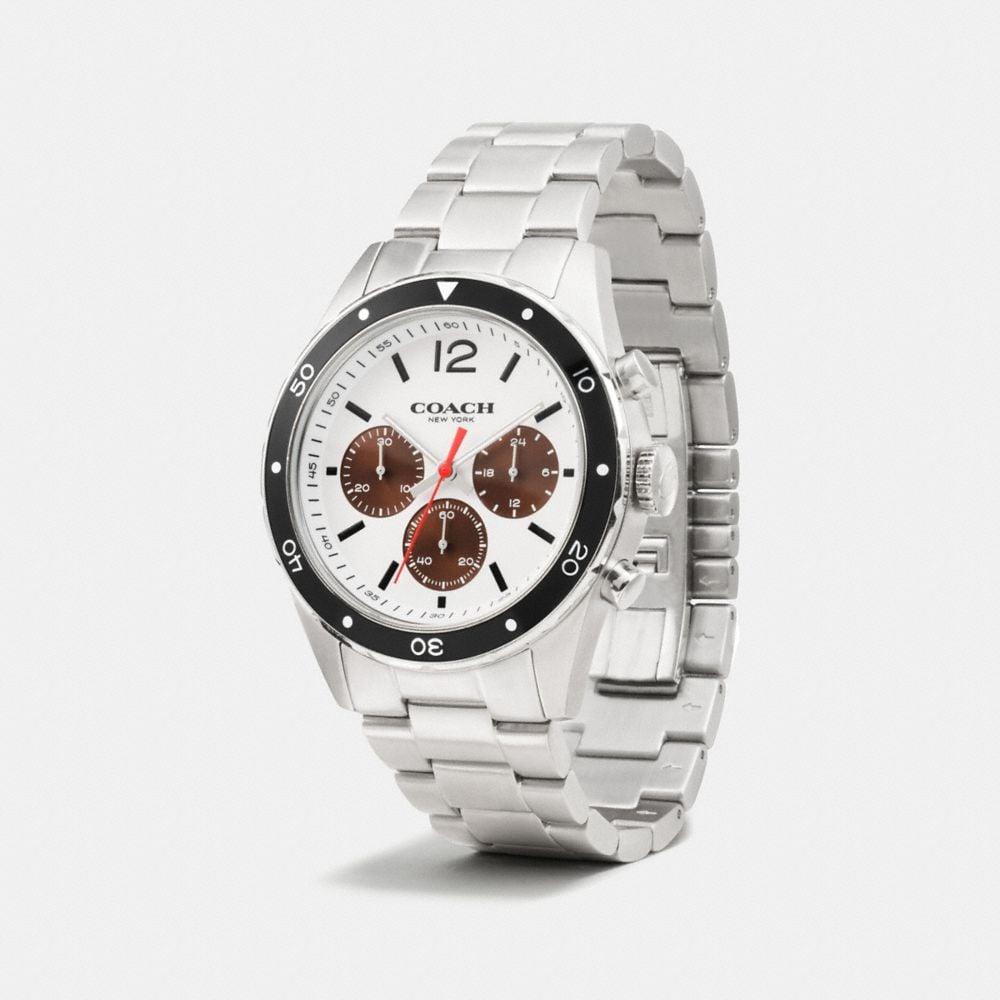 Sullivan Sport Stainless Steel Chrono Bracelet Watch - Autres affichages A1