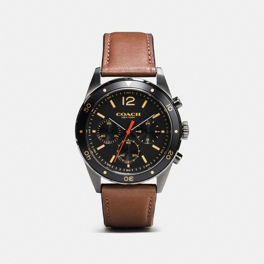 Coach Sullivan Sport Chrono Watch, 44mm