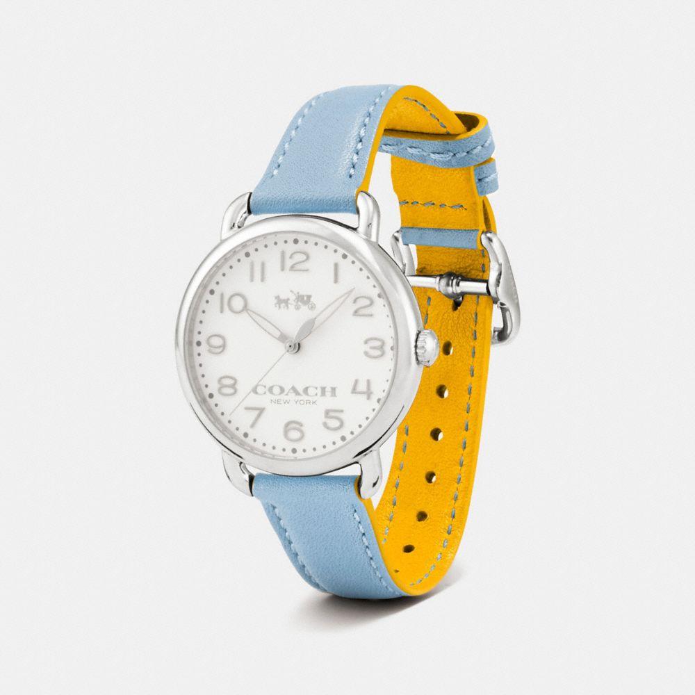 Coach 75th Anniversary Delancey Watch, 36mm Alternate View 1