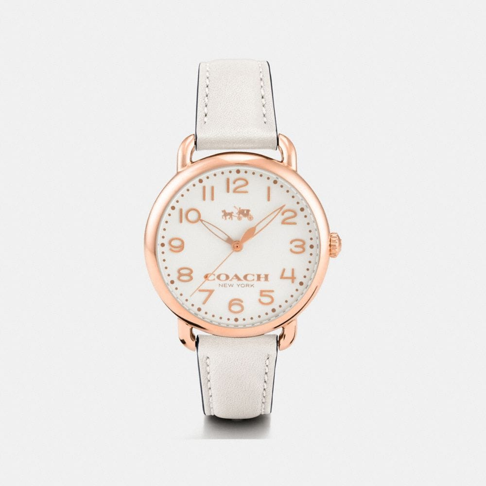Coach 75th Anniversary Delancey Watch, 36mm