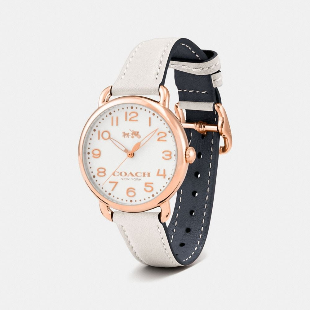 Coach 75th Anniversary Delancey Watch, 36mm Alternate View 1