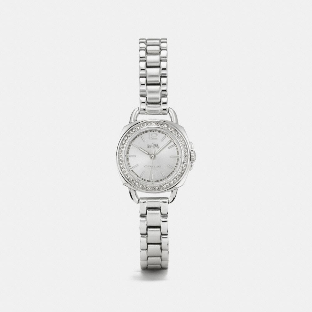 Coach Tatum Stainless Steel Sunray Dial Set Bracelet Watch