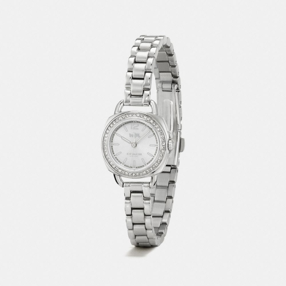 Coach Tatum Stainless Steel Sunray Dial Set Bracelet Watch Alternate View 1