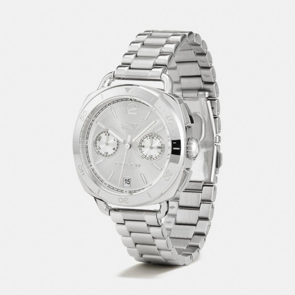 Coach Tatum Stainless Steel Sunray Dial Bracelet Watch  Alternate View 1
