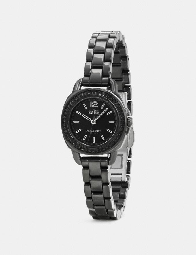 Coach Tatum Watch, 25mm White Women Accessories Watches Alternate View 1
