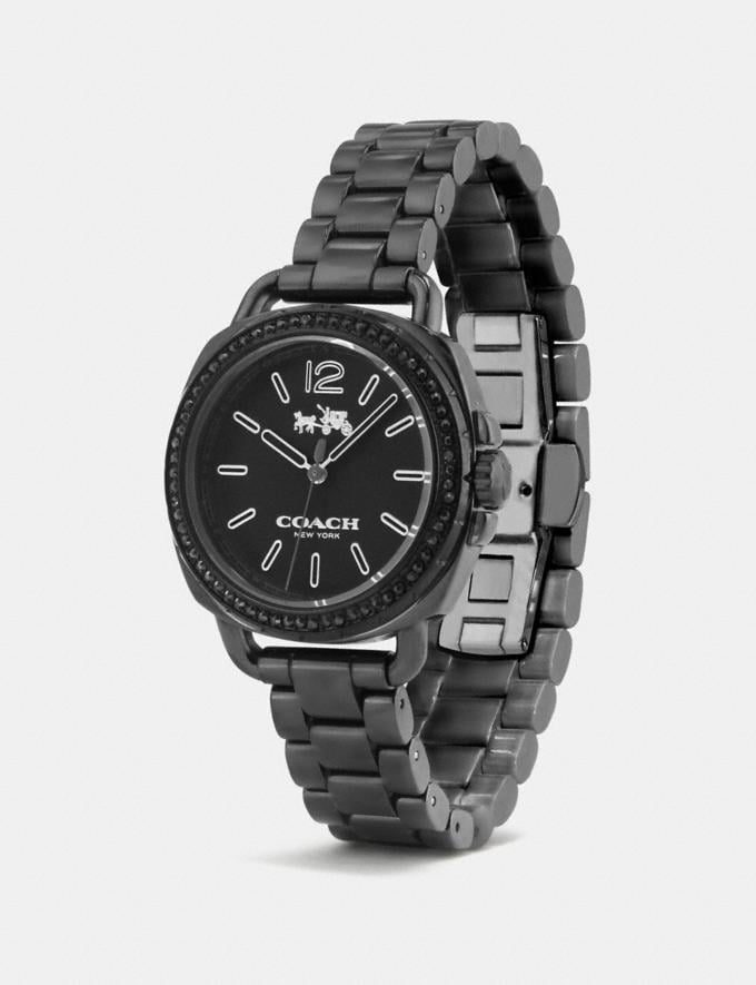 Coach Tatum Ceramic Set Bracelet Watch Black  Alternative Ansicht 1