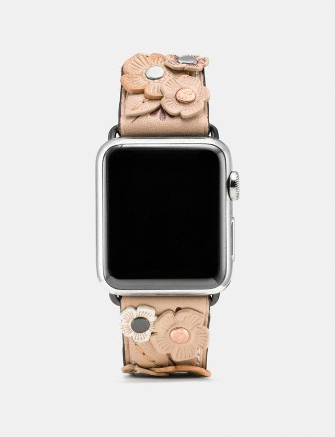 "Coach Apple Watch® ""Tea Rose""-Armband Buche Damen Accessoires Uhren"