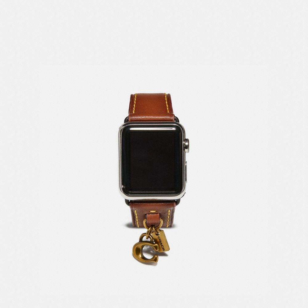 Coach Apple Watch® Strap With Charms