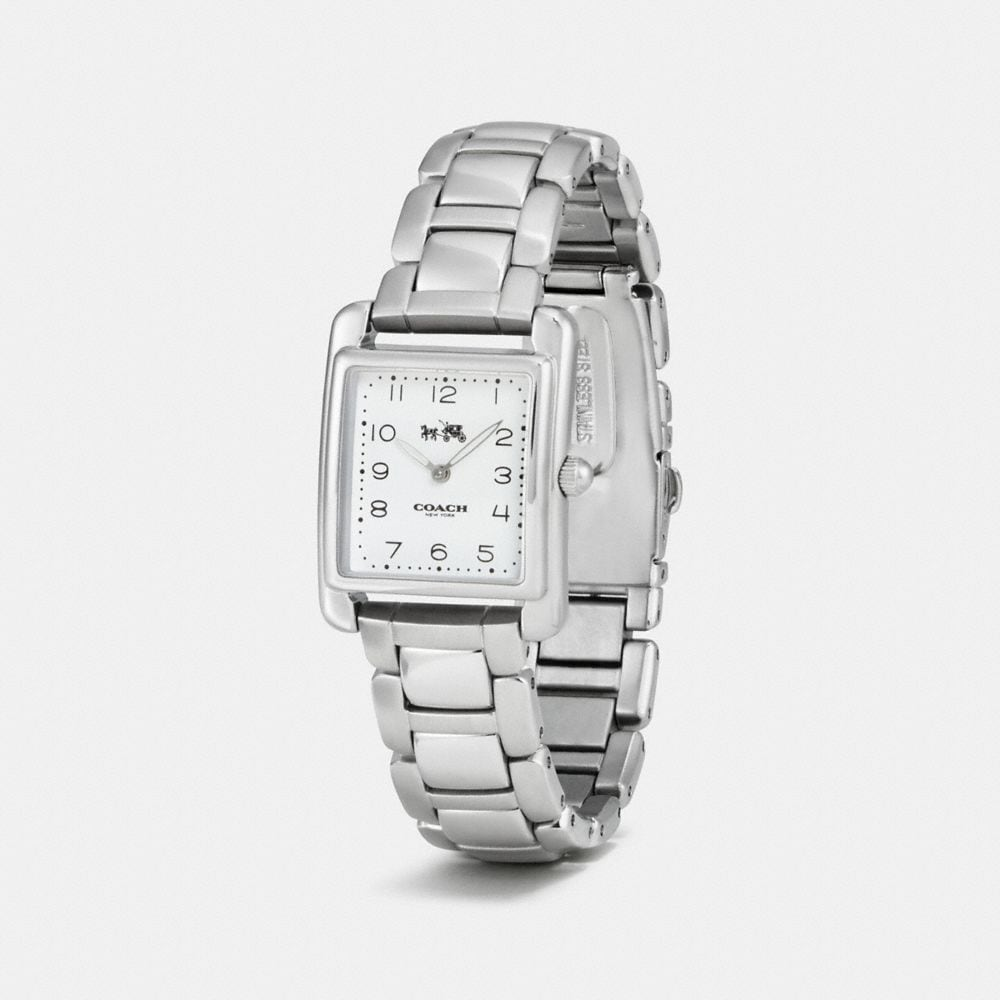 Page Stainless Steel Bracelet Watch - Alternate View A1