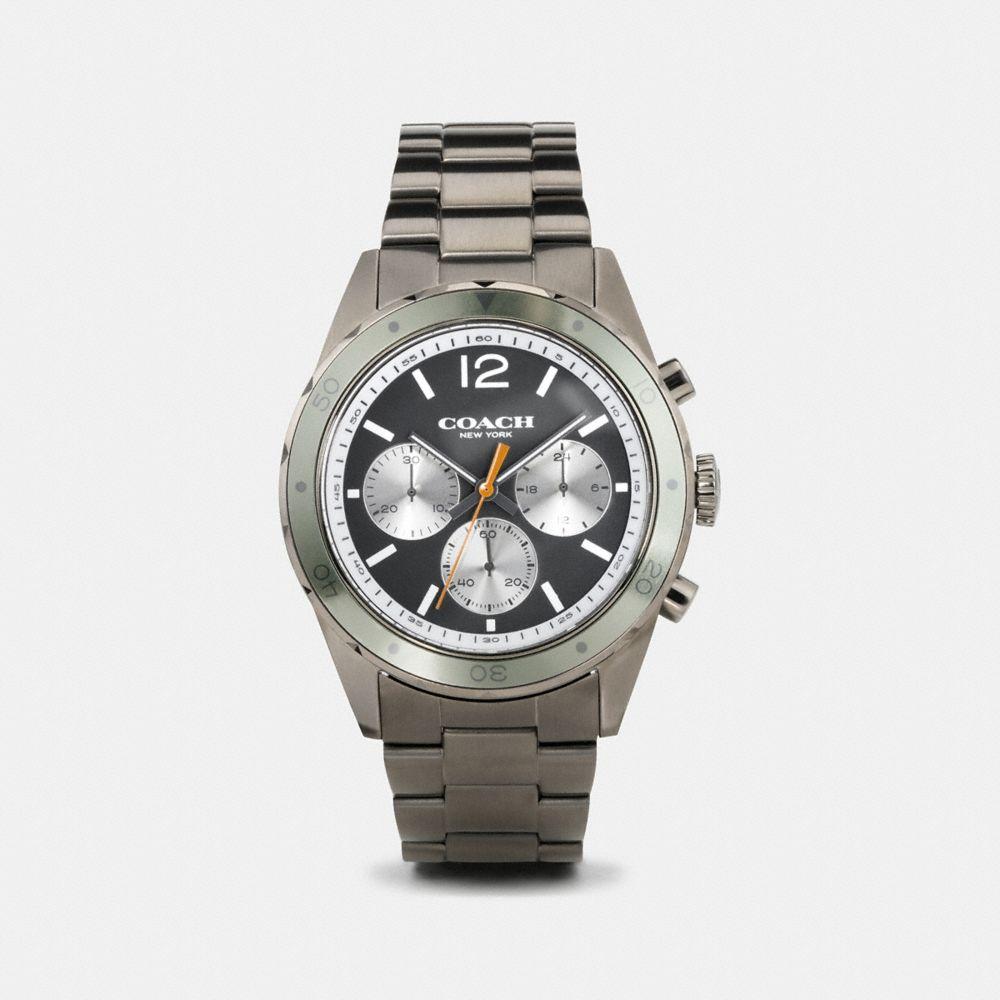 Sullivan Sport Ionized Plated Bracelet Watch