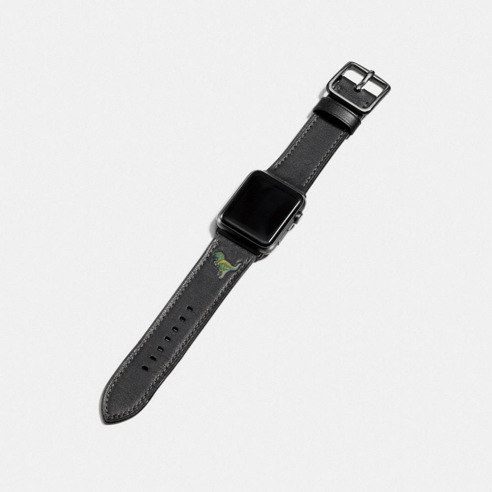 Apple Watch® Rexy Leather Watch Strap - Alternate View A1