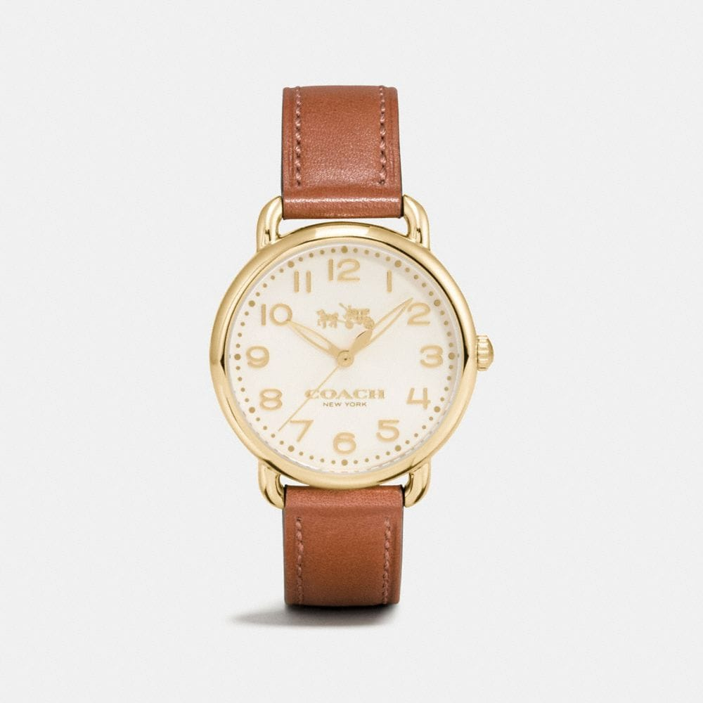 Coach Delancey Watch, 36mm