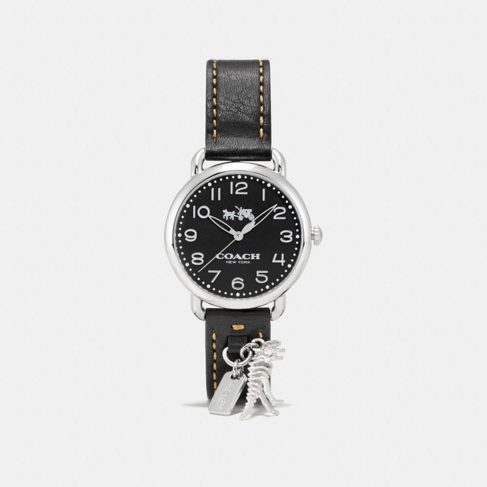 Coach Delancey Watch With Rexy Charm, 36mm